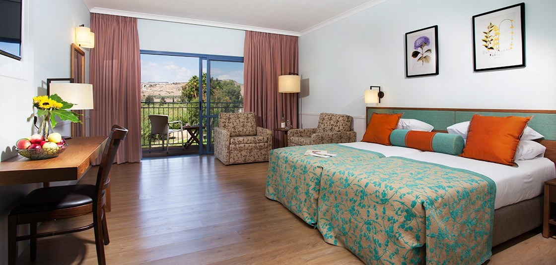 Nof Ginosar Hotel-Rooms